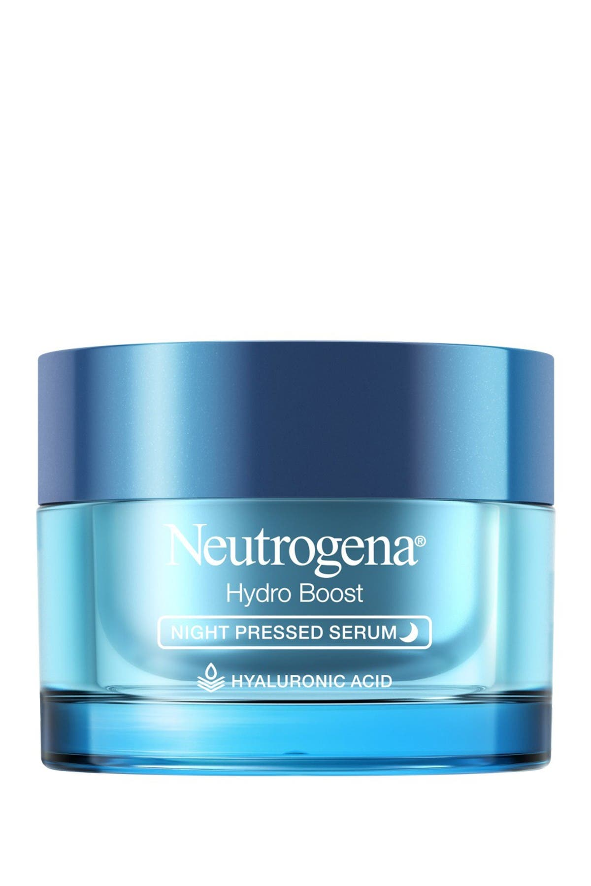 Image of Neutrogena Hydro Boost Hyaluronic Acid Pressed Night Serum - 1.7 oz.
