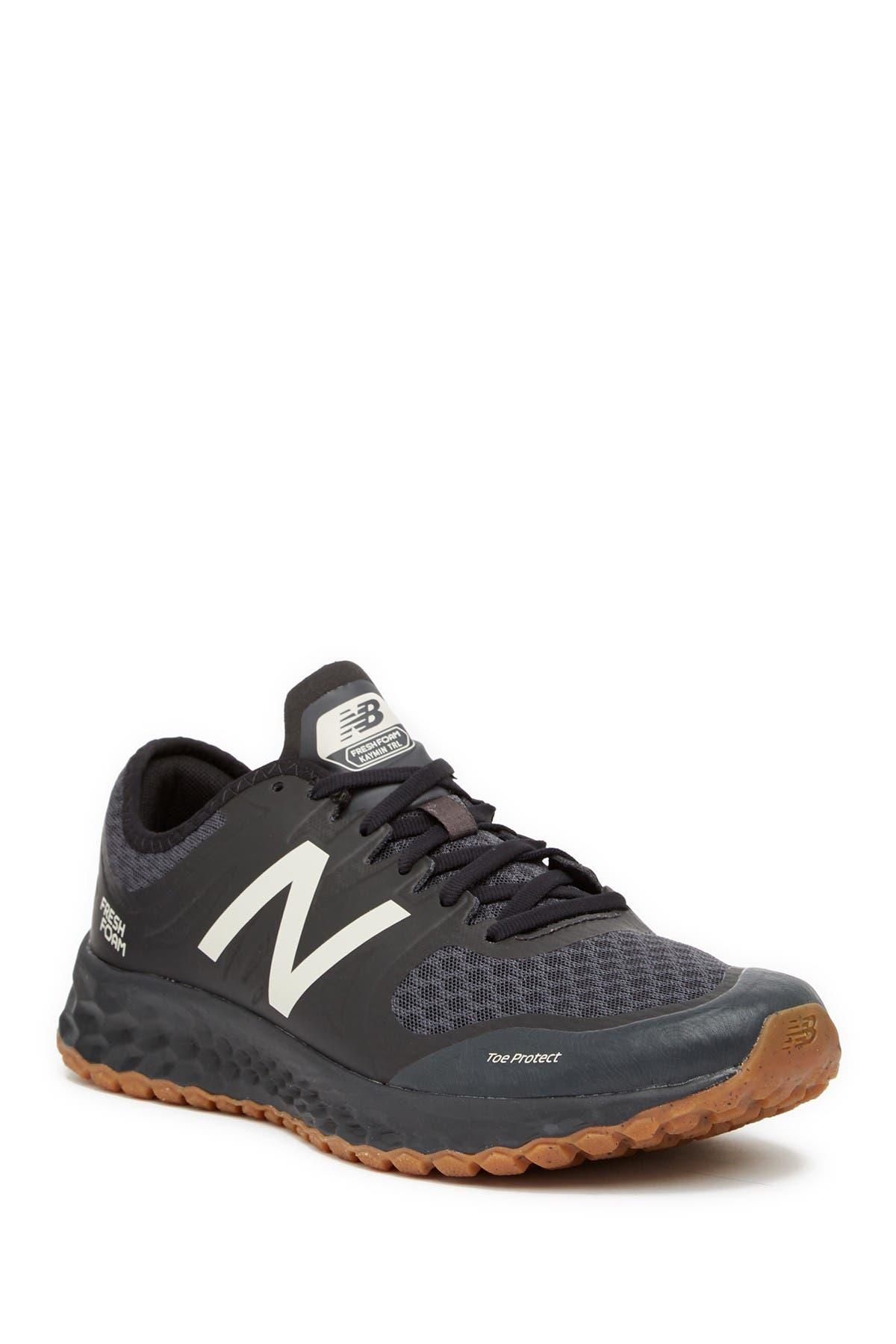 Image of New Balance Trail Running Fresh Foam Sneaker - Multiple Widths Available