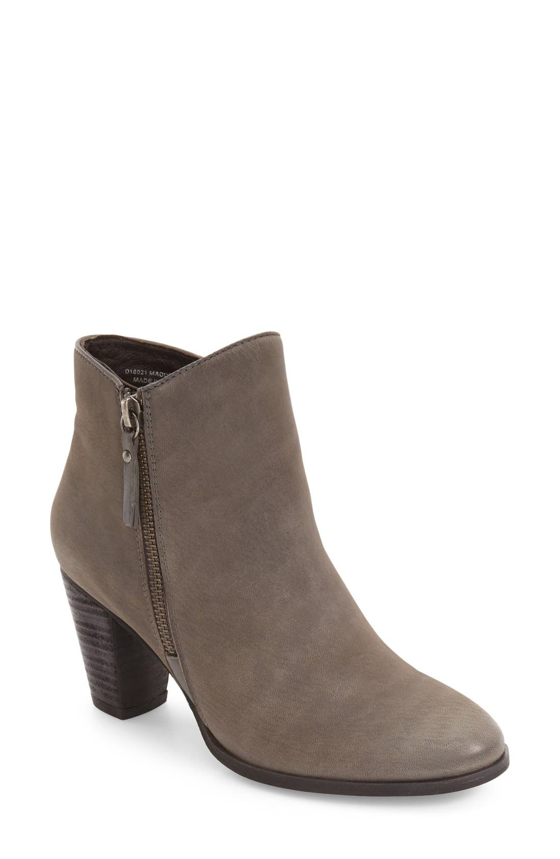 Maddock Block Heel Bootie, Main, color, 030