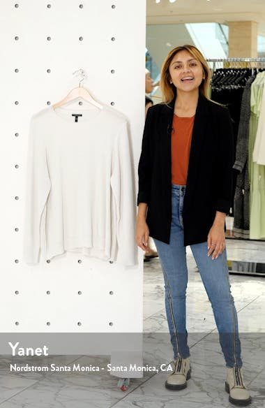Open Knit Sweater, sales video thumbnail