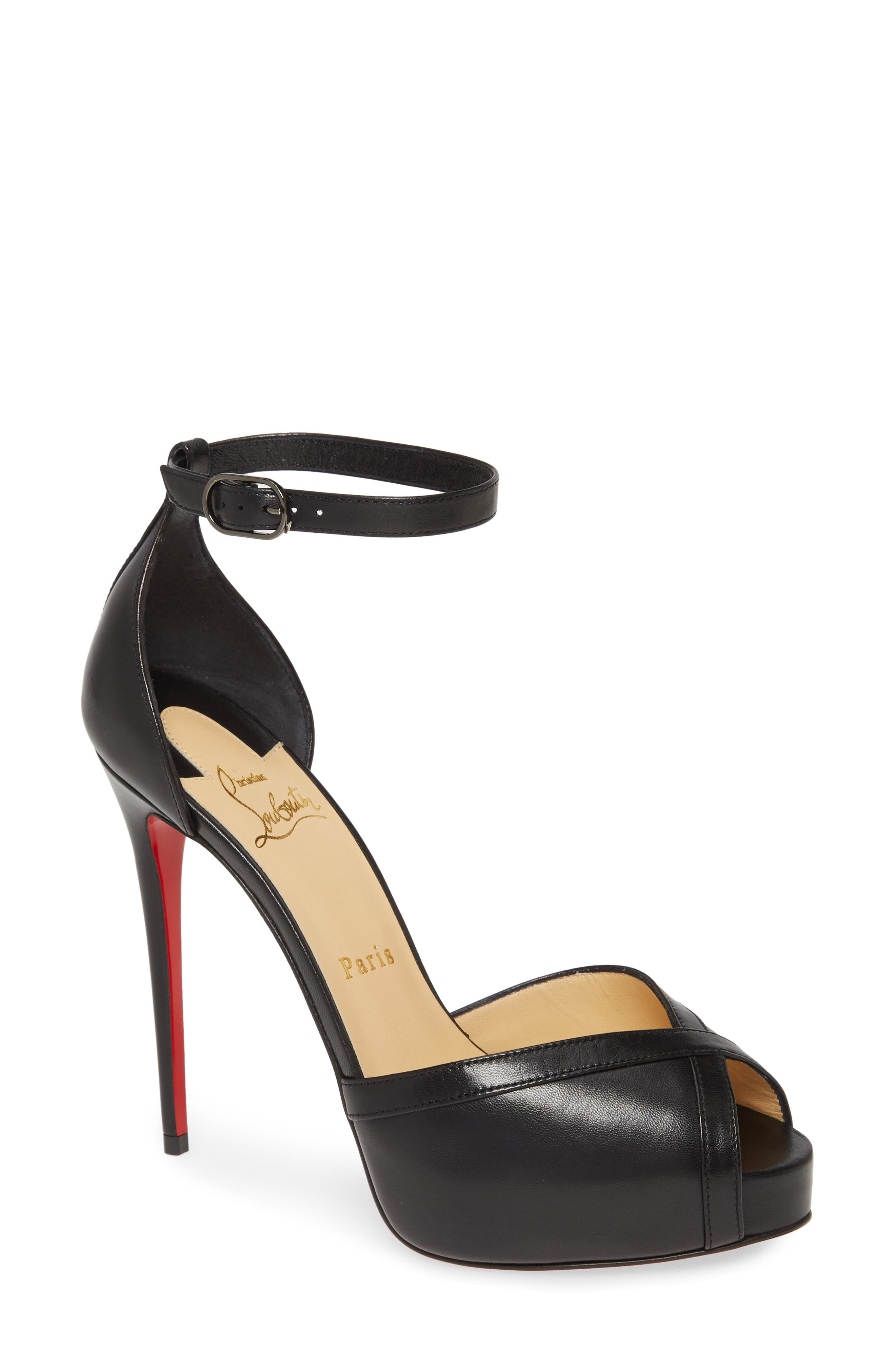 Christian Louboutin Very Cathy Ankle