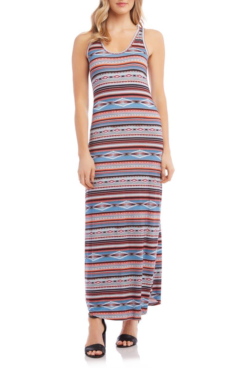 KAREN KANE Print Maxi Dress, Main, color, PRINT