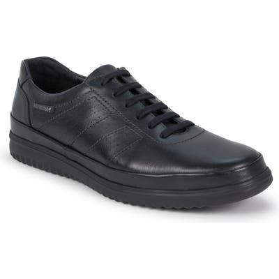 Mephisto Tomy Sneaker- Black