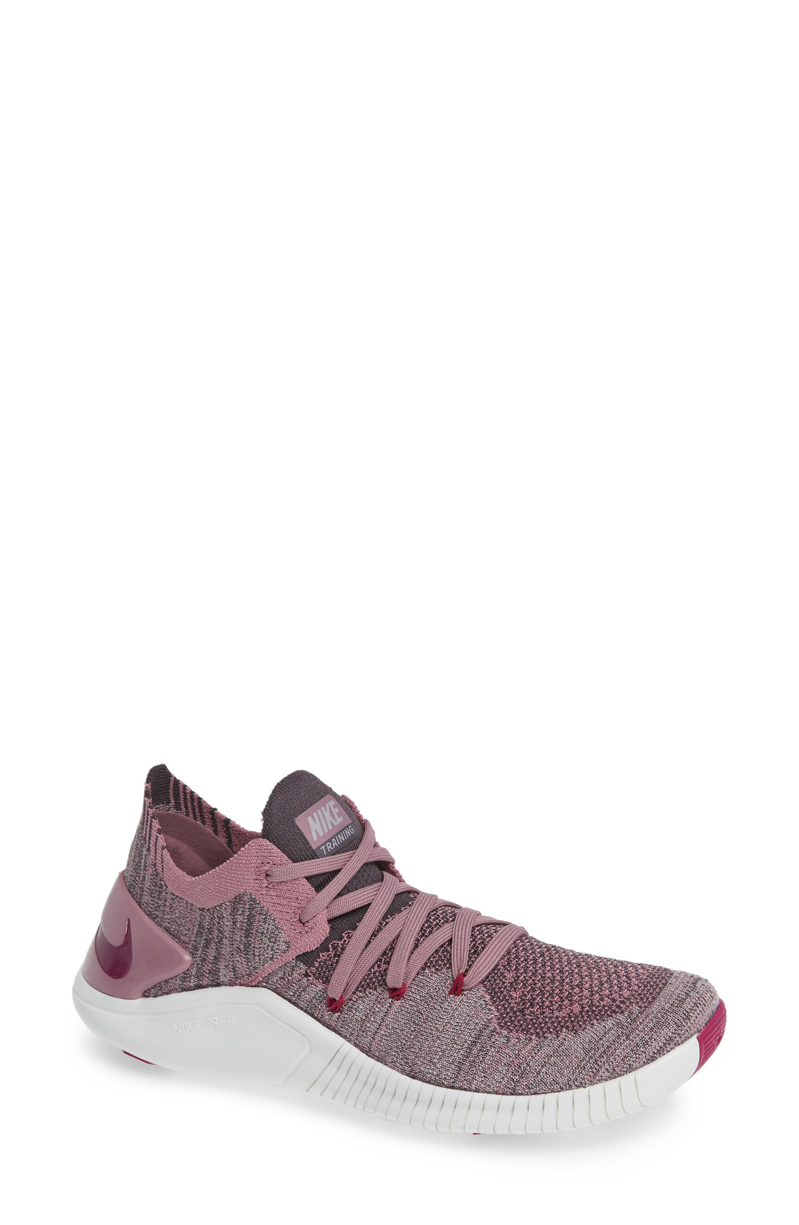 ,                             Free TR Flyknit 3 Training Shoe,                             Main thumbnail 60, color,                             251