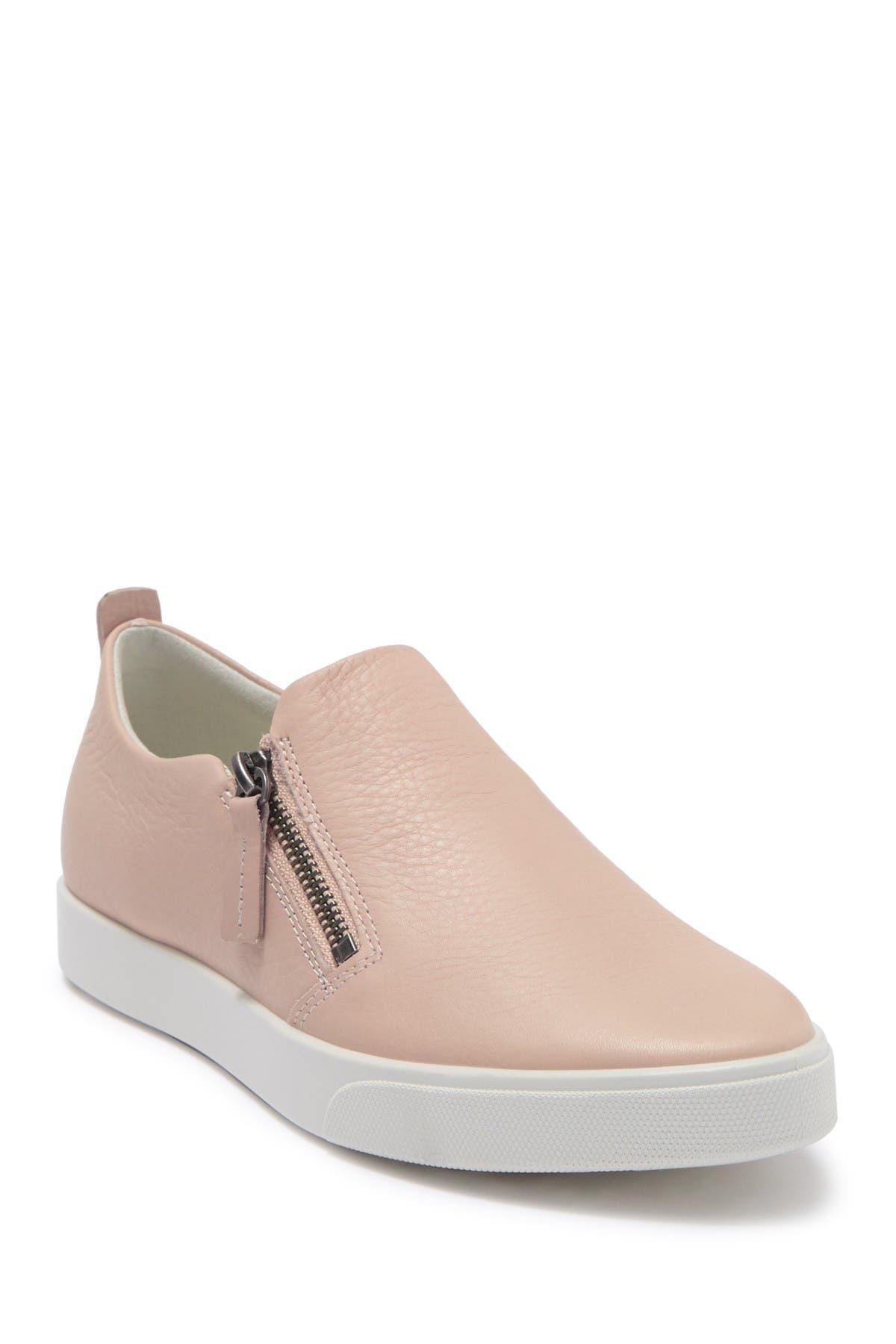 ECCO | Gillian Side Zip Sneaker