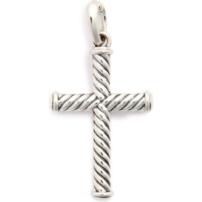 David Yurman Cable Classics Cross