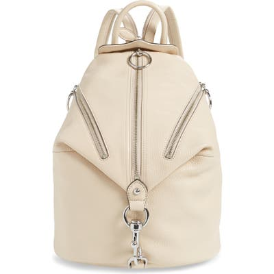Rebecca Minkoff Easy Rider Julian Backpack - Beige