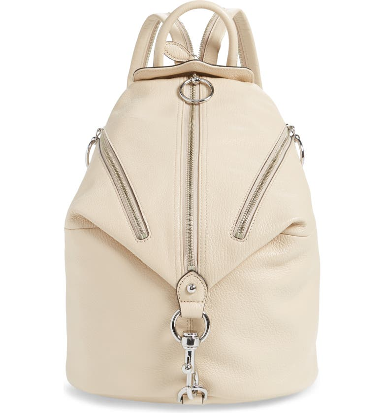 REBECCA MINKOFF Easy Rider Julian Backpack, Main, color, CLAY