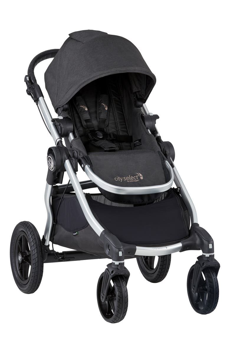 BABY JOGGER City Select<sup>®</sup> Fashion Edition Stroller, Main, color, 001