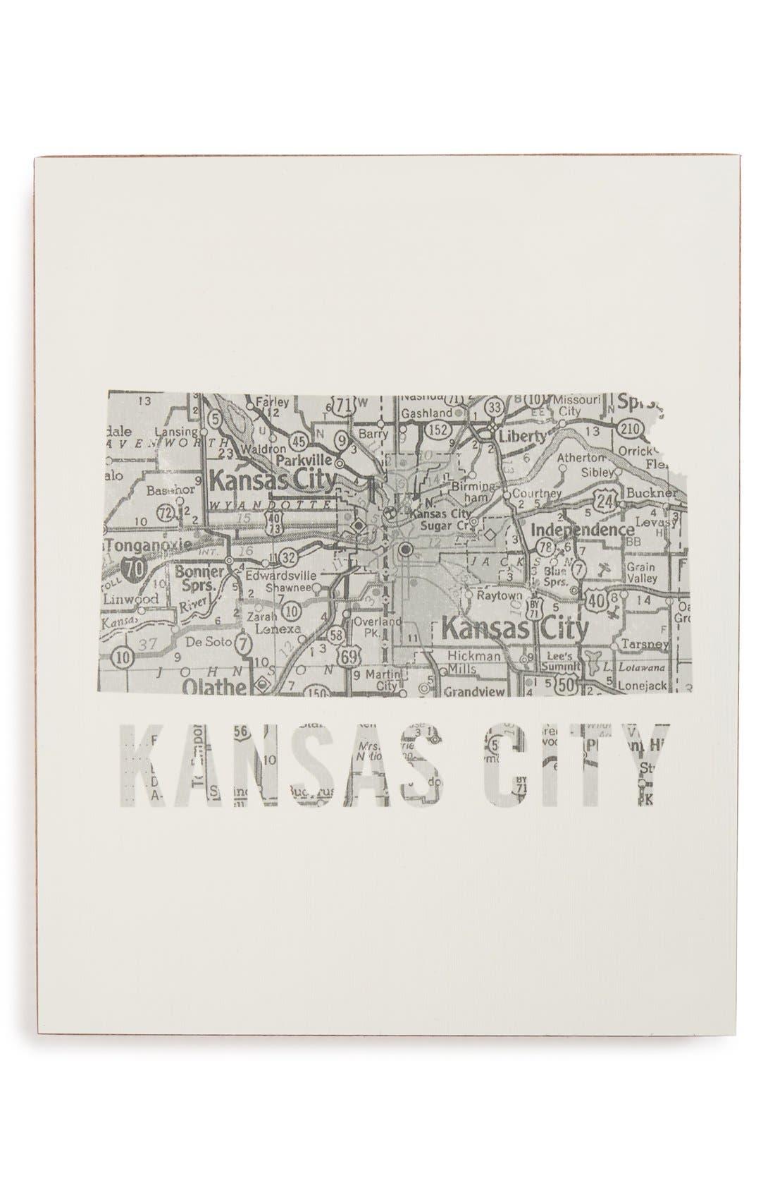 ,                             City Map Wall Art,                             Main thumbnail 18, color,                             037