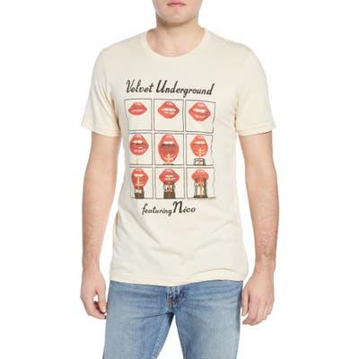 Impact Merchandising Velvet Underground & Nico Graphic T-Shirt, Ivory