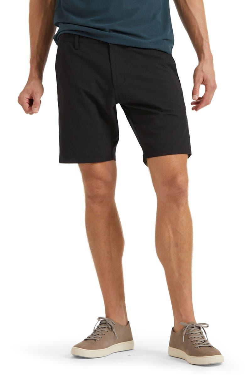 VUORI Aim Shorts, Main, color, CHARCOAL