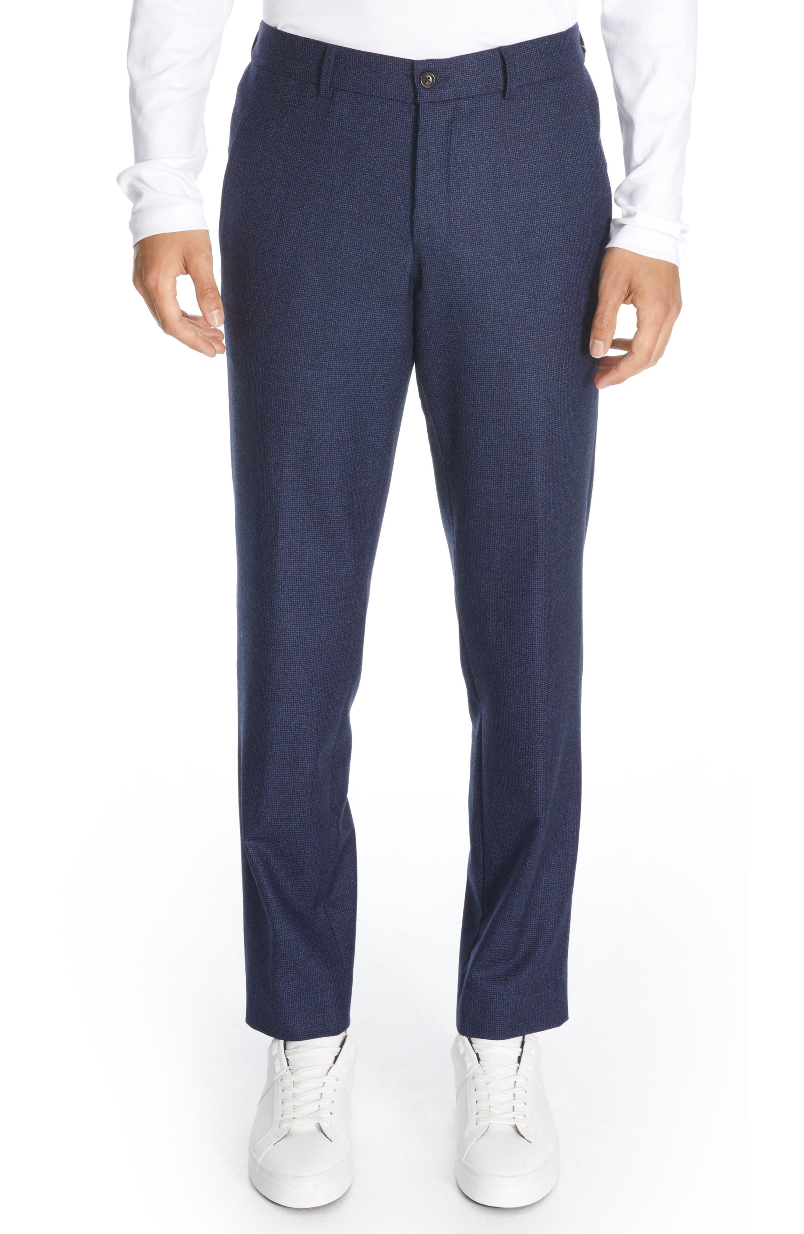 Jordan Stretch Wool Trousers