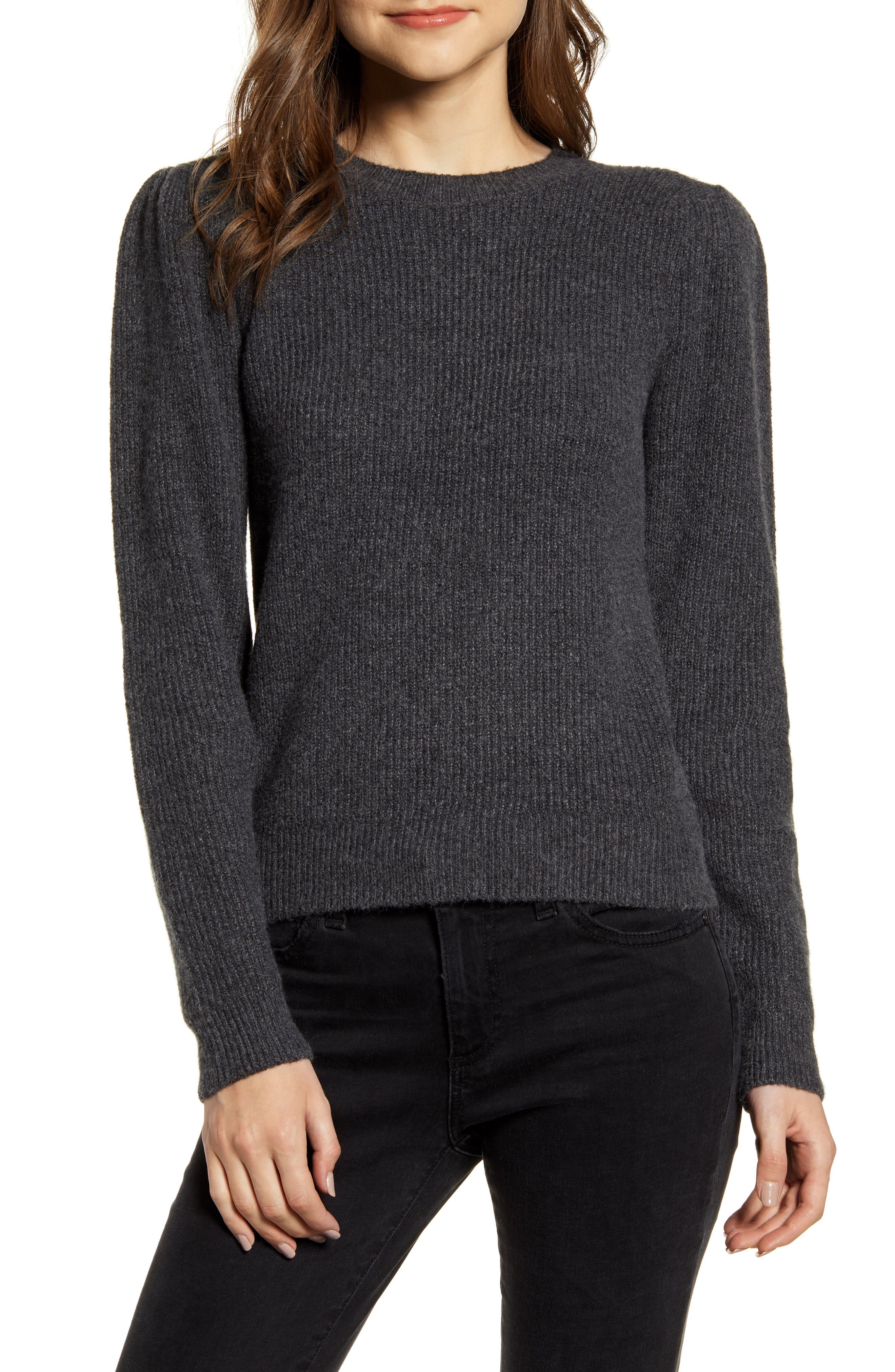 Chelsea28 Puff Sleeve Sweater