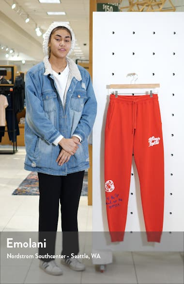 Wealth Embroidered Sweatpants, sales video thumbnail
