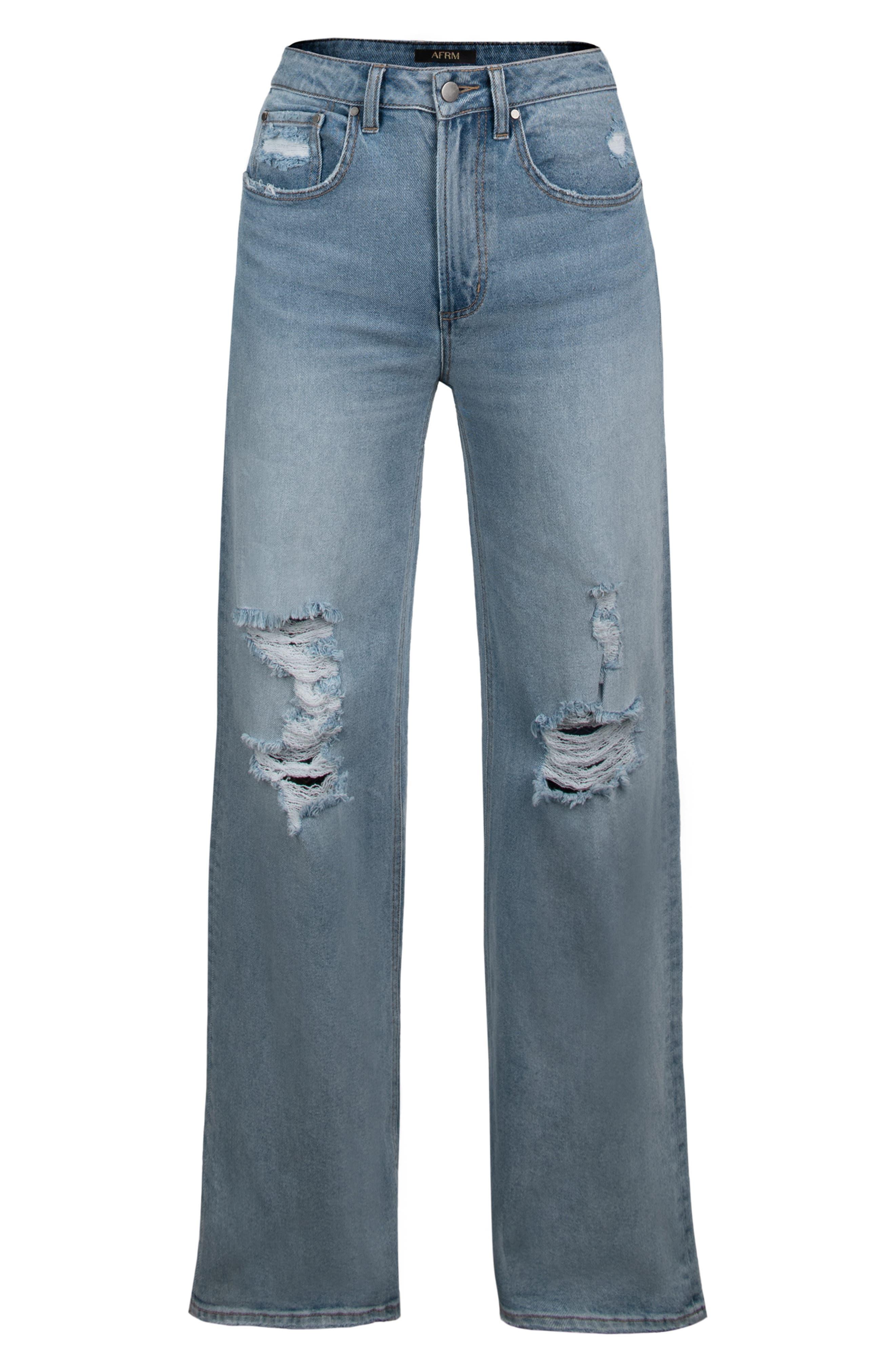 Luz High Waist Jeans