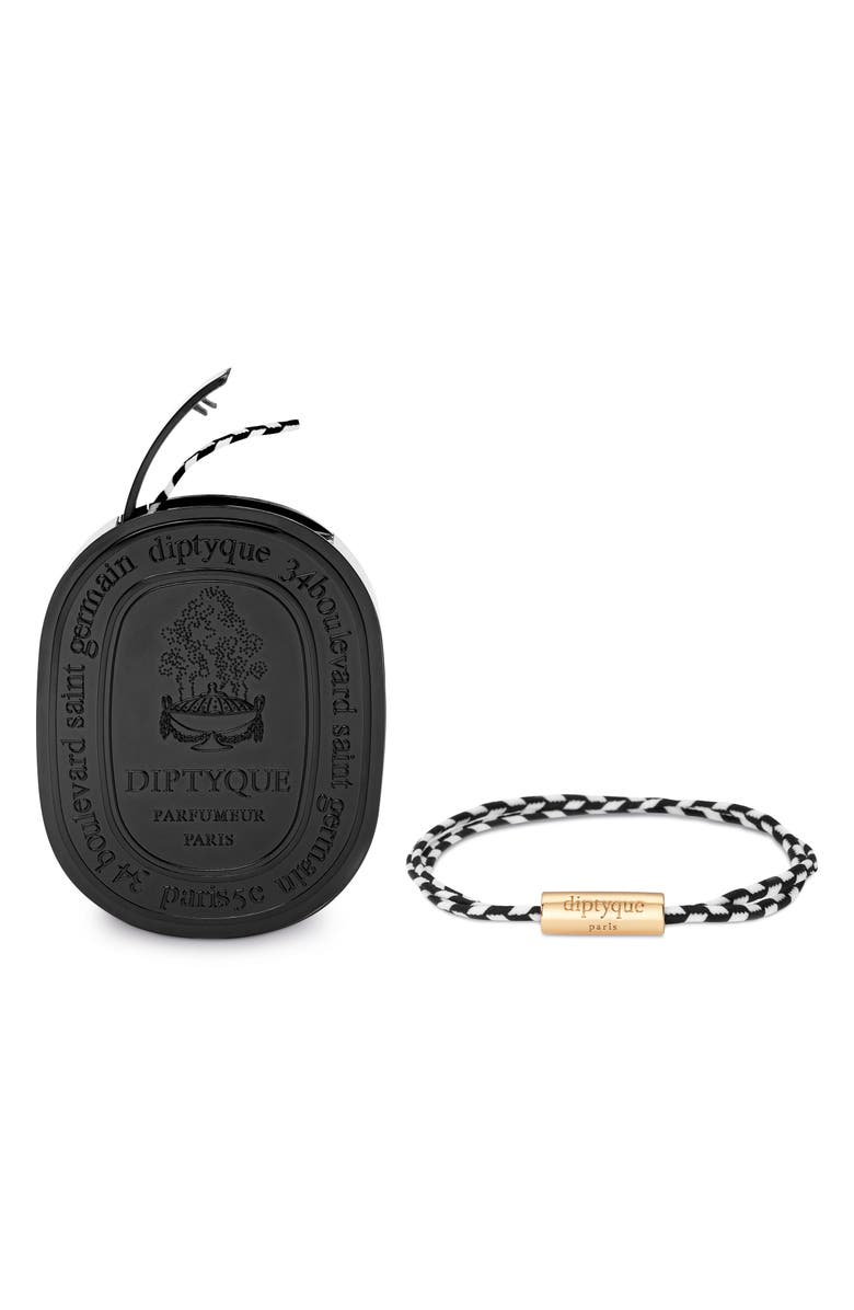DIPTYQUE Do Son Perfume-Infused Bracelet, Main, color, NO COLOR