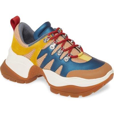 Kenneth Cole New York Maddox 2.0 Trail Sneaker- Blue