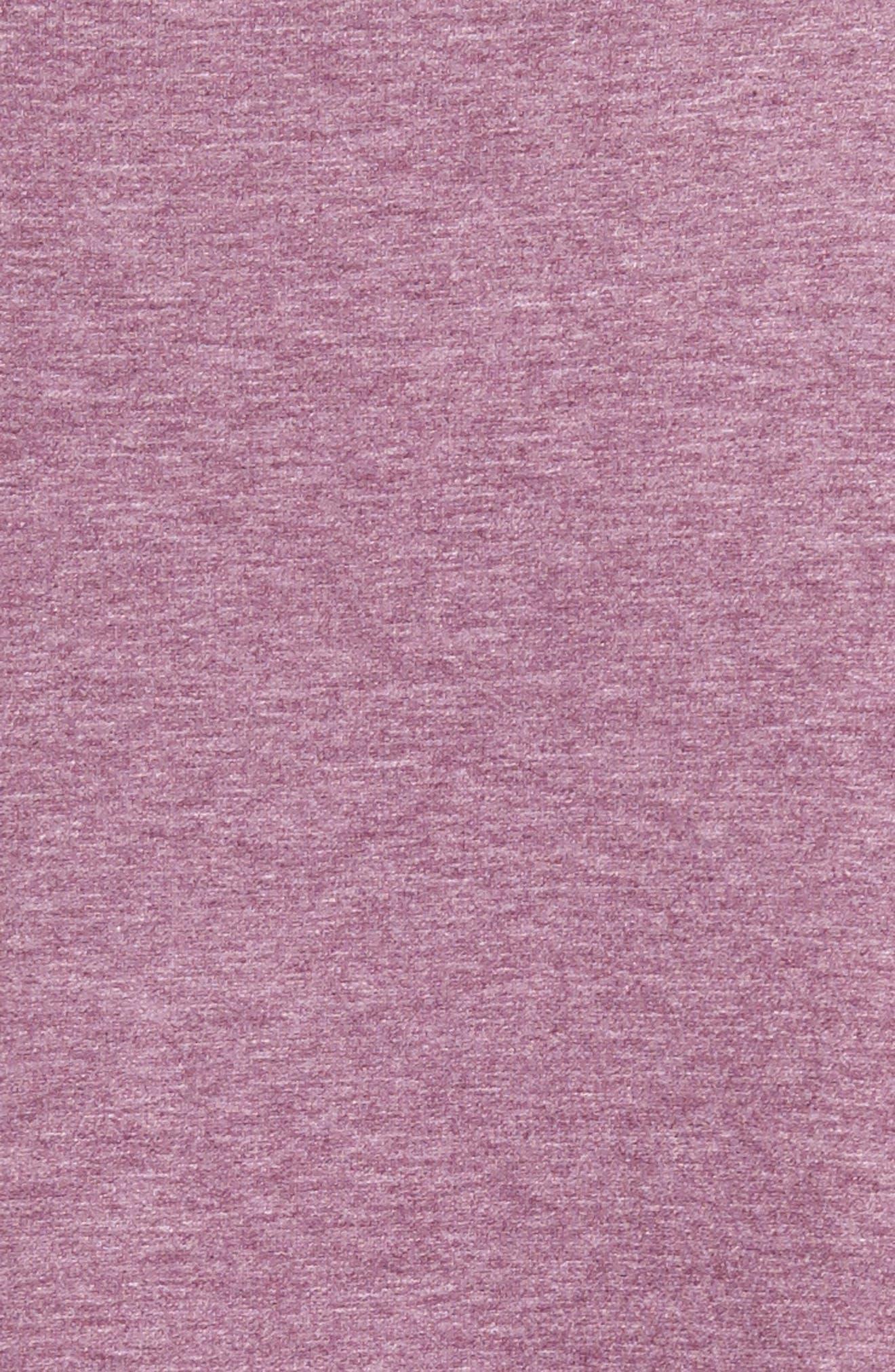 ,                             One-Button Fleece Wrap Cardigan,                             Alternate thumbnail 17, color,                             507