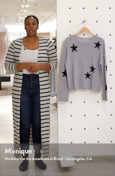 Perci Intarsia Wool Blend Sweater, sales video thumbnail