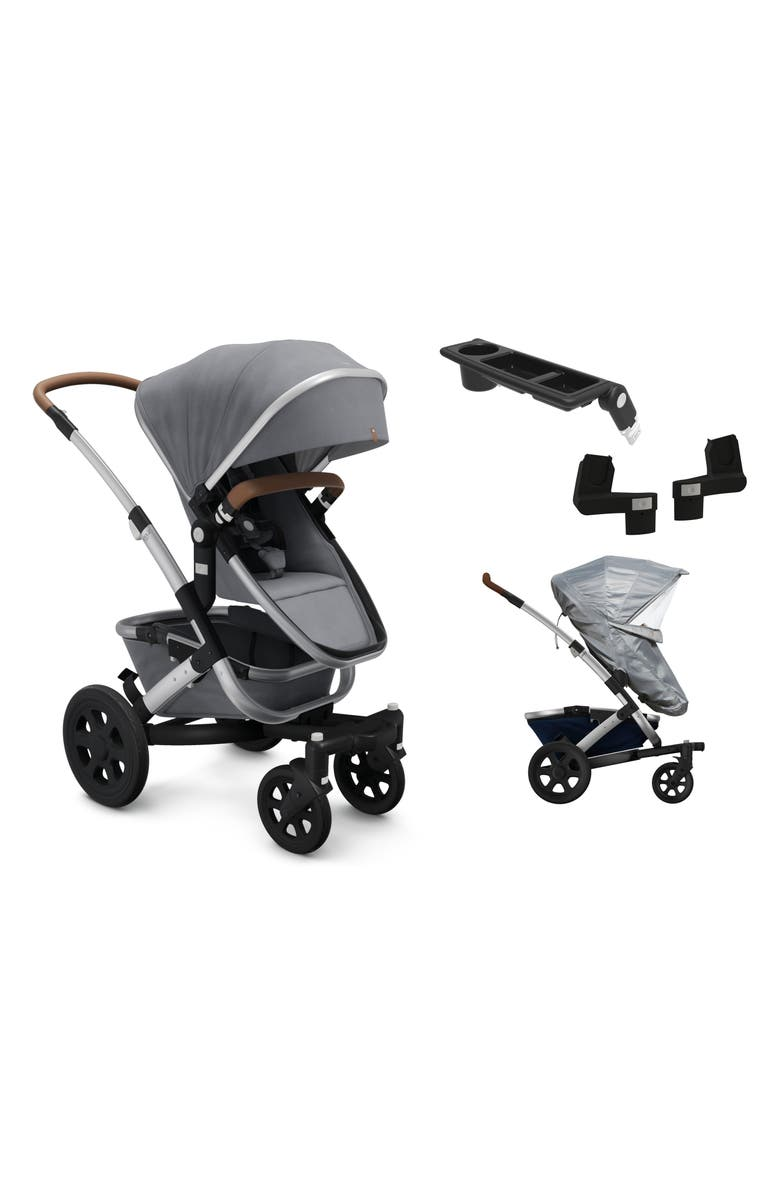 JOOLZ Geo2 Complete Stroller & Accessories Bundle, Main, color, GORGEOUS GREY