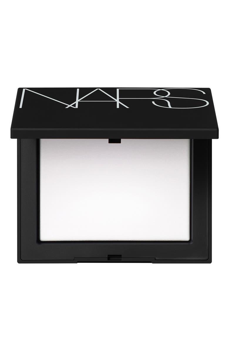 NARS Light Reflecting Pressed Setting Powder, Main, color, CRYSTAL - FAIR TO MEDIUM