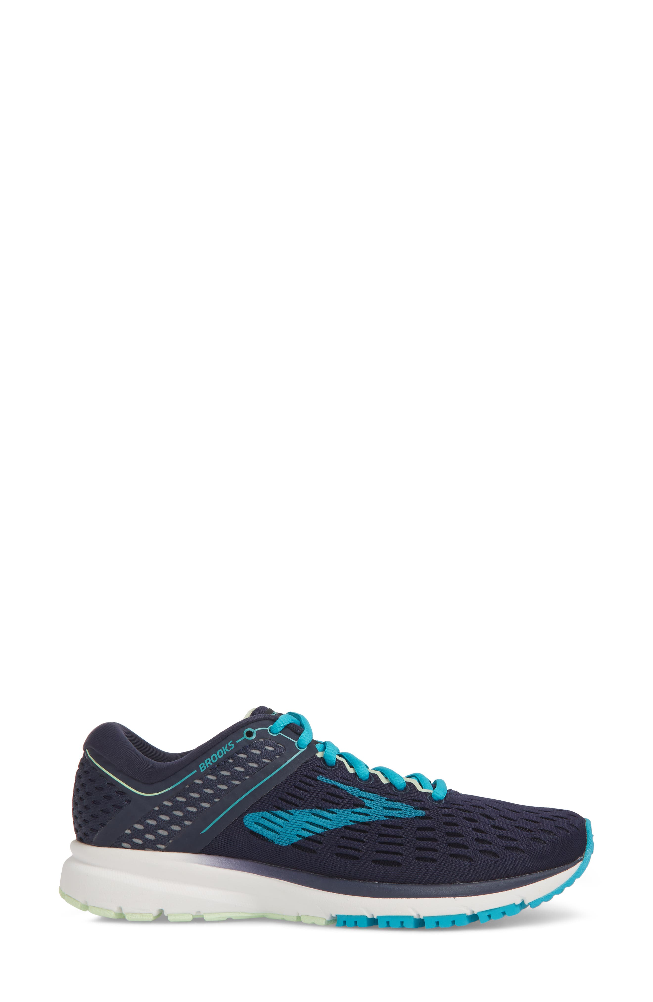 ,                             Ravenna 9 Running Shoe,                             Alternate thumbnail 3, color,                             NAVY/ BLUE/ GREEN