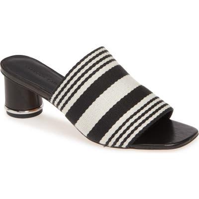 Rebecca Minkoff Aceline Slide Sandal- Black