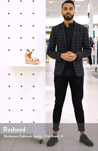 Elsey Platform Wedge Sandal, sales video thumbnail