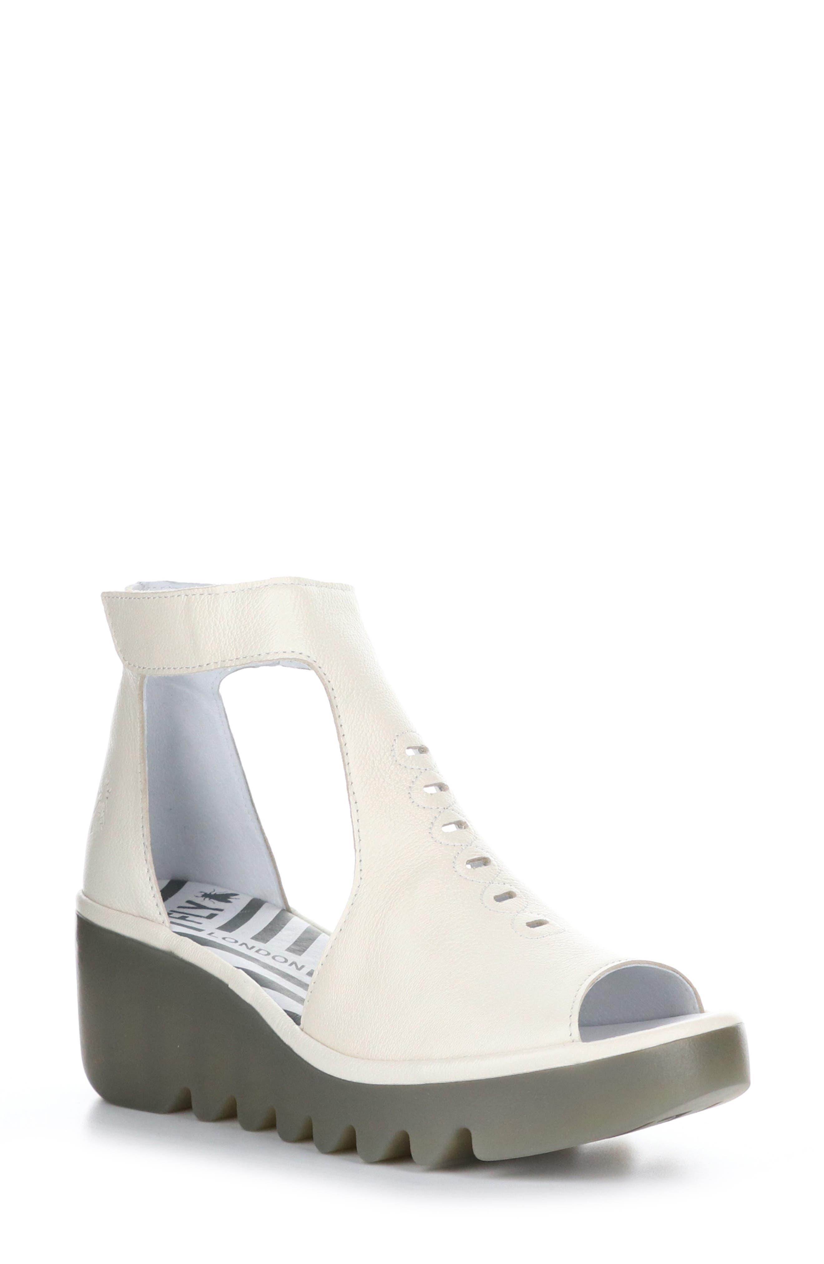 Bezo Wedge Sandal