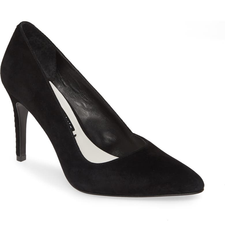 ALICE + OLIVIA Dina Pump, Main, color, BLACK