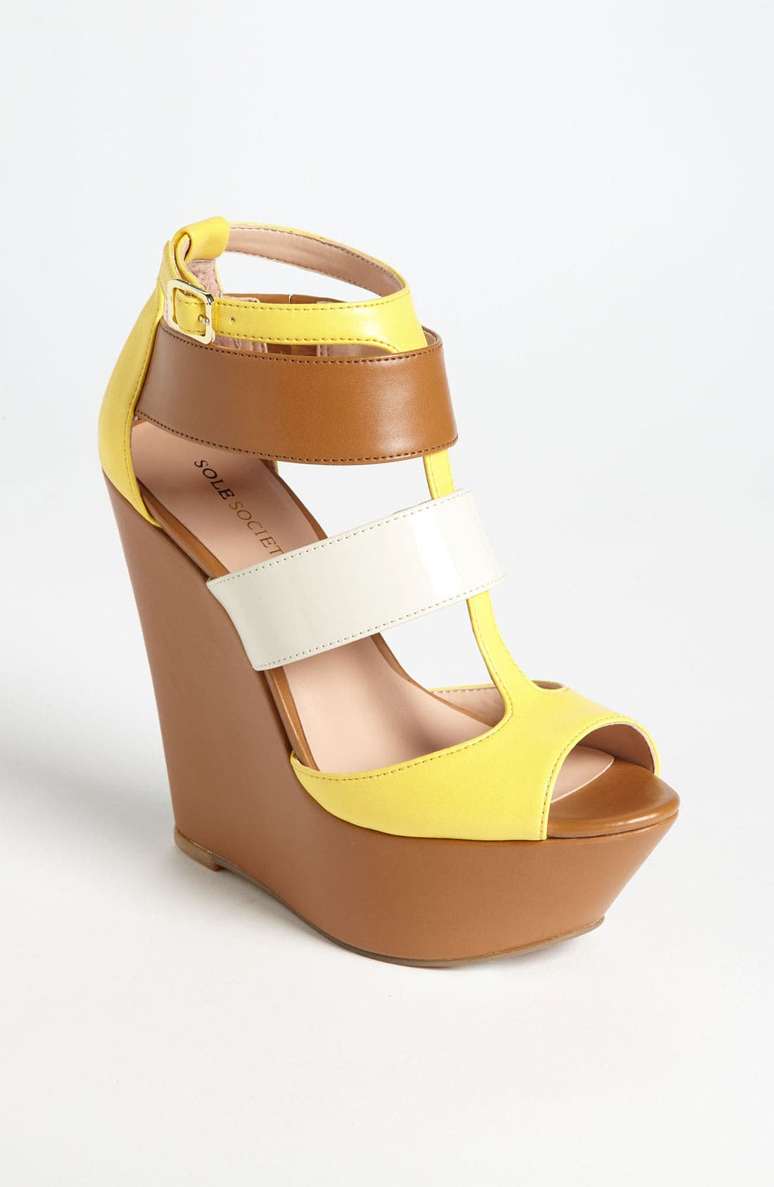 ,                             'Emma' Wedge Sandal,                             Main thumbnail 5, color,                             740