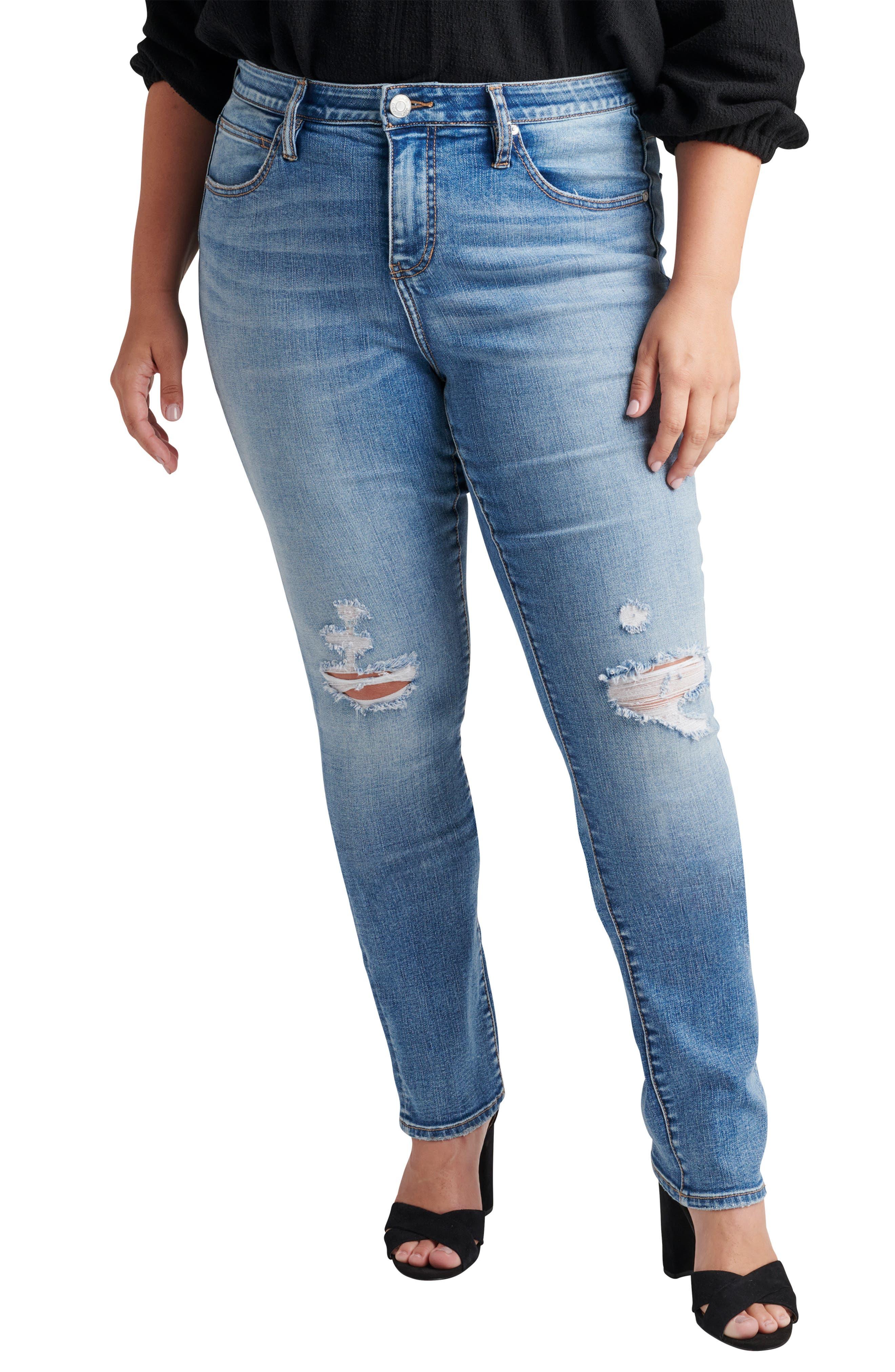 Ruby Straight Leg Jeans