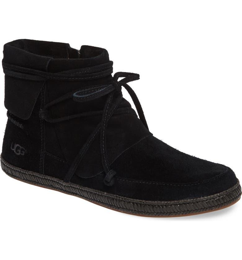 UGG<SUP>®</SUP> Reid Boot, Main, color, 001