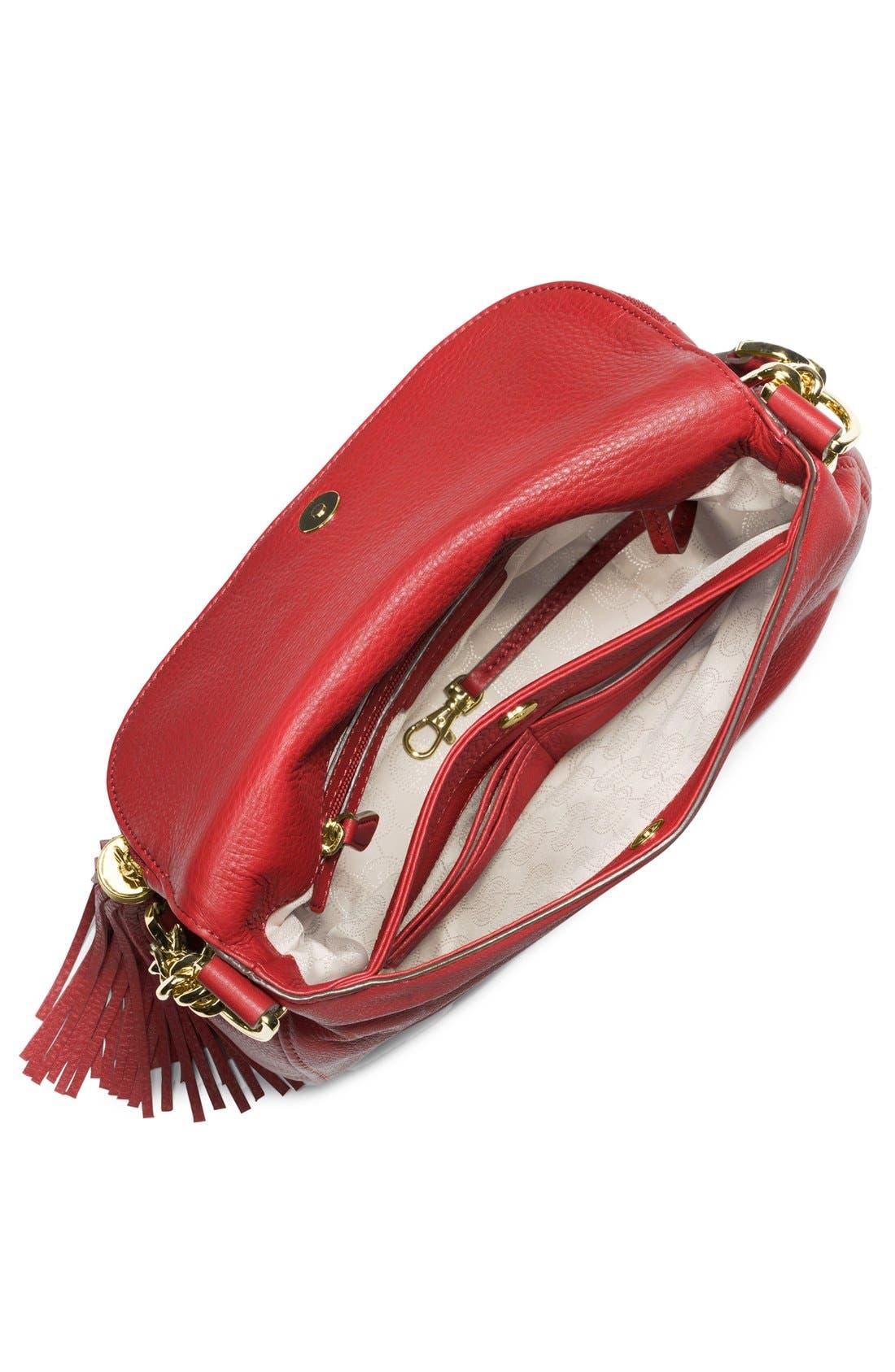 ,                             'Bedford Tassel - Medium' Convertible Leather Shoulder Bag,                             Alternate thumbnail 42, color,                             600