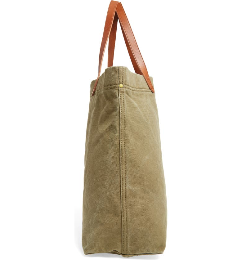 20856b380 Madewell Canvas Transport Tote | Nordstrom