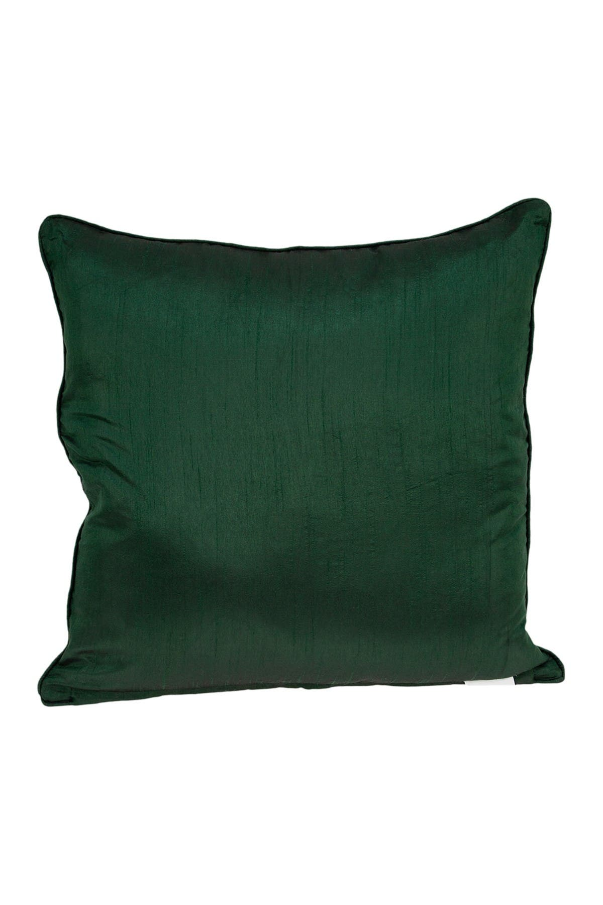 Image of Parkland Collection Ren Transitional Beige Throw Pillow
