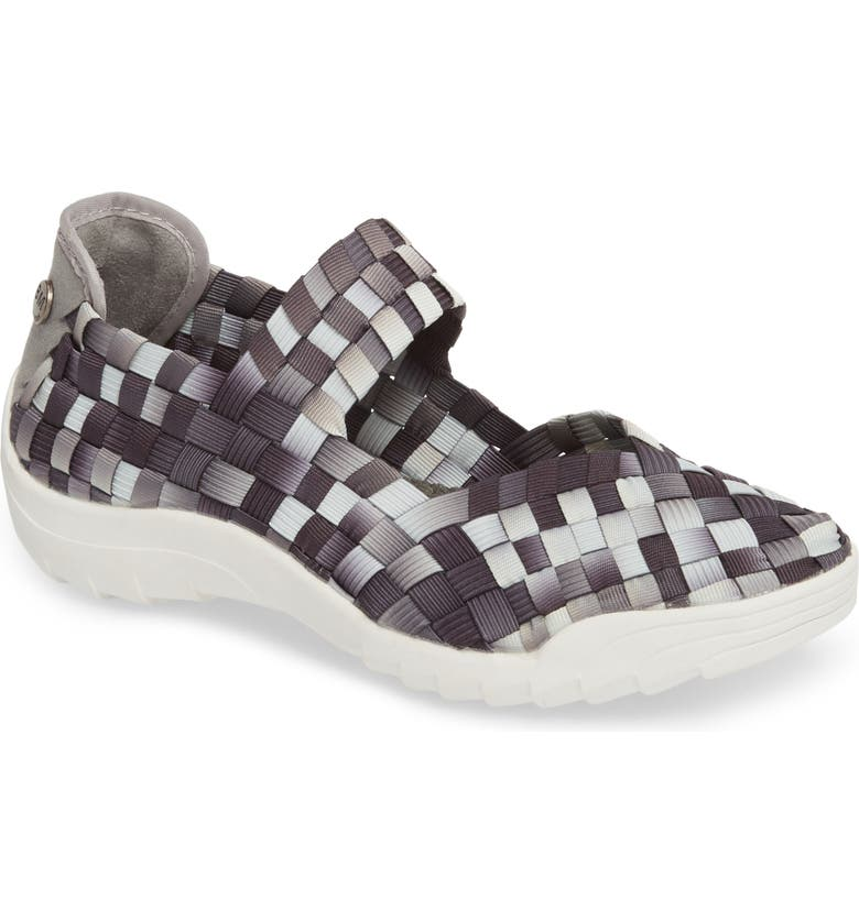 BERNIE MEV. Rigged Charm Sneaker, Main, color, GREY OMBRE