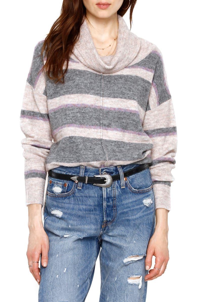 HEARTLOOM Portia Cowl Neck Sweater, Main, color, 068
