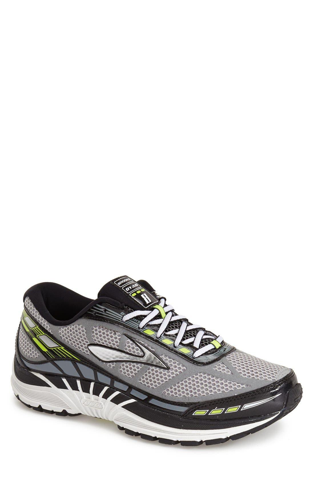 Brooks 'DYAD 8' Running Shoe (Men