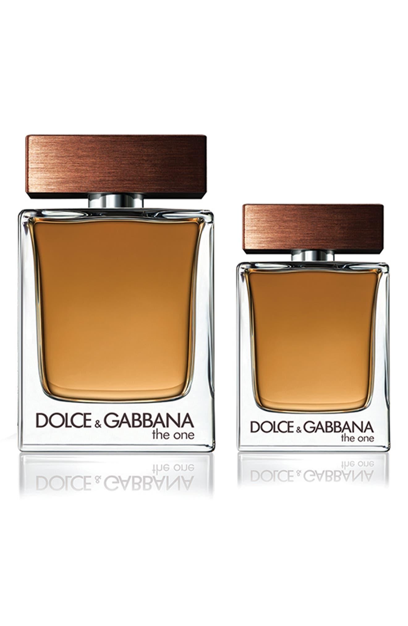 Dolce & gabbana The One For Men Eau De Toilette Set ($142 Value)