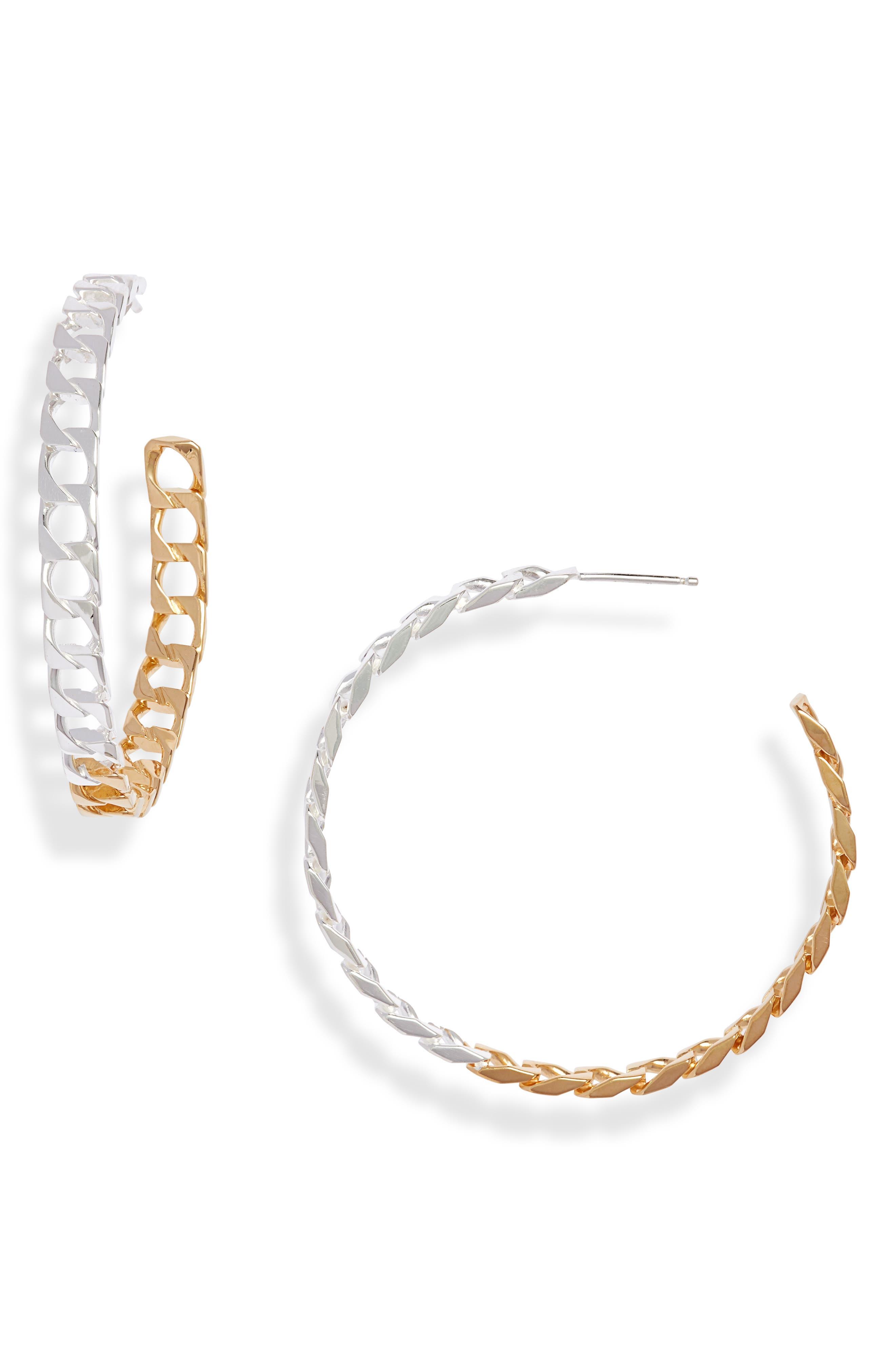 Billie Hoop Earrings