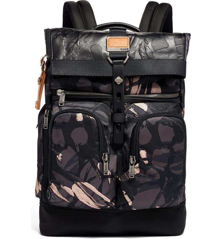 TUMI Alpha Bravo London Backpack, Main, color, 020