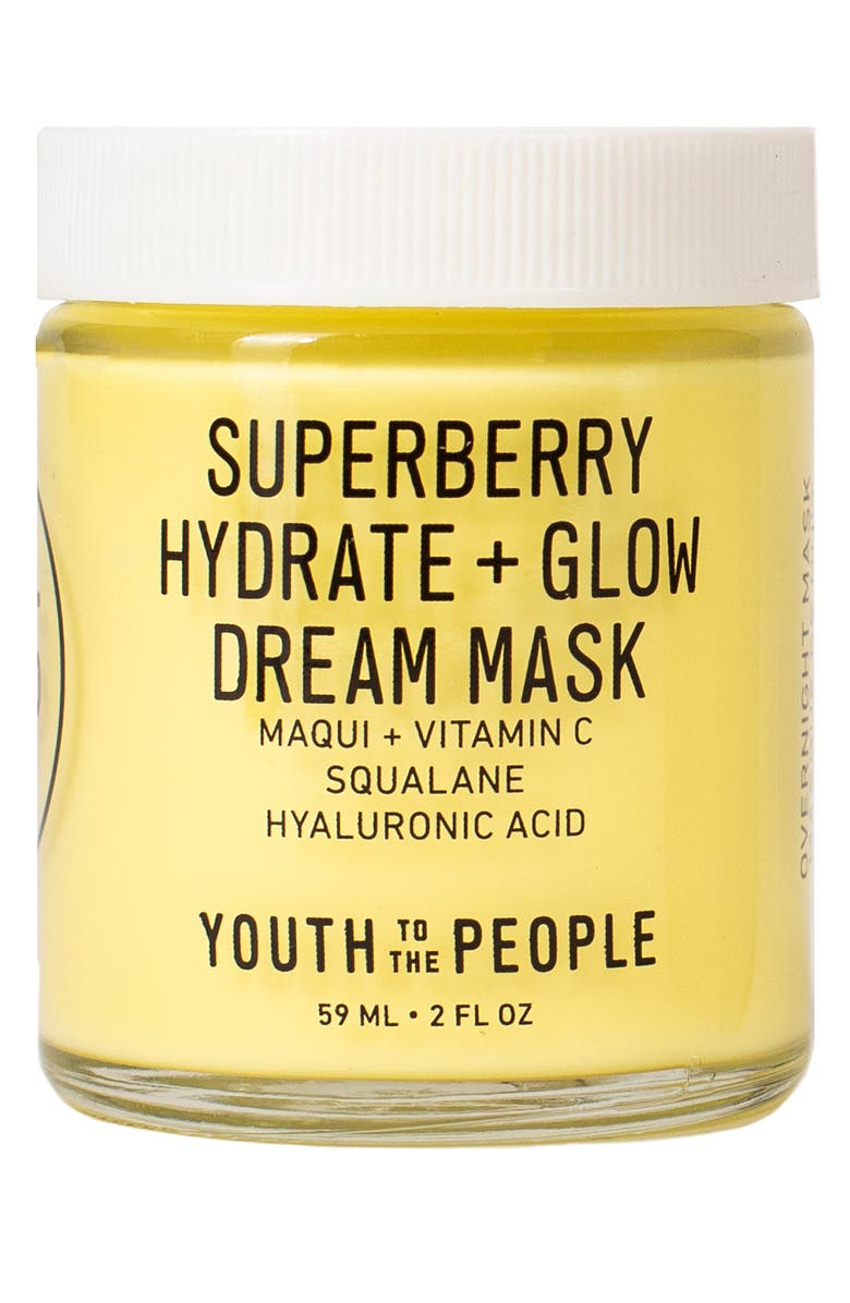 Youth to the People Superberry Hydrate + Glow Dream Mask | Nordstrom