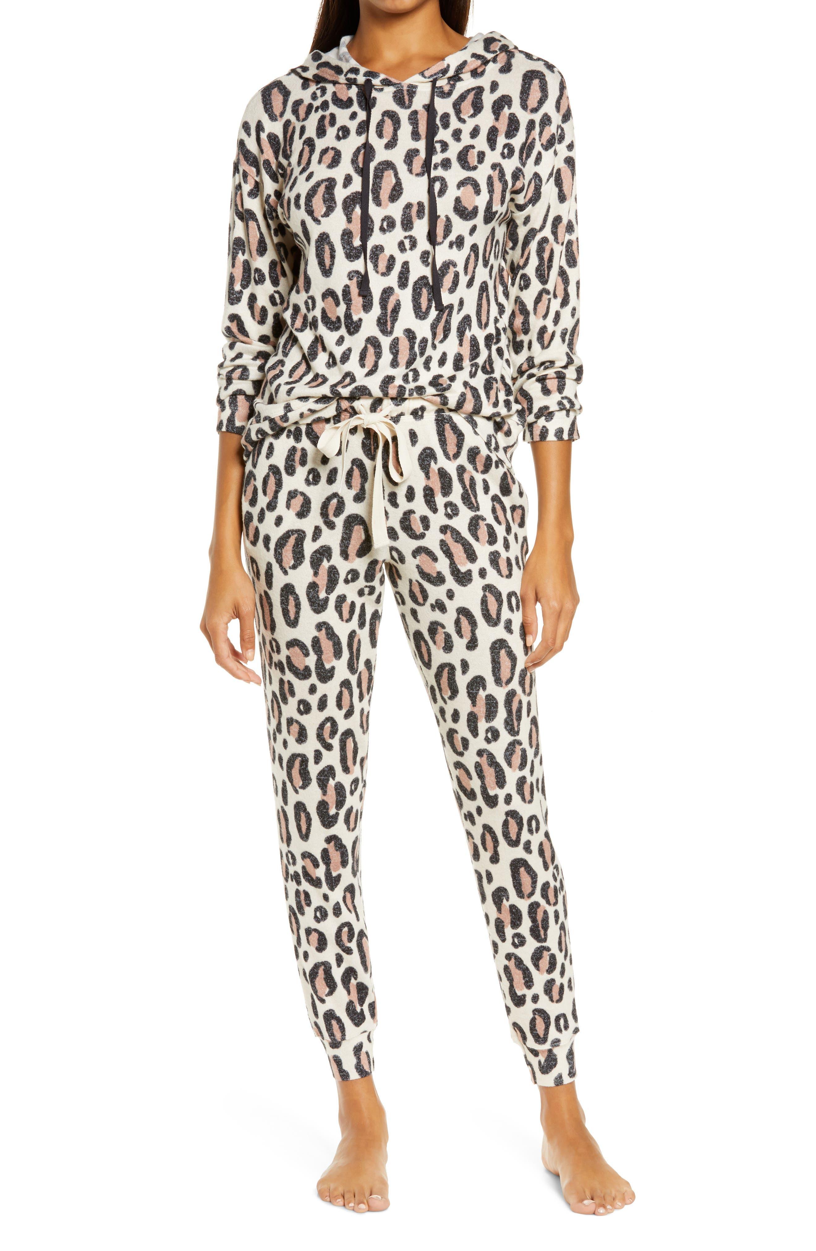 Hoodie Jogger Pajamas