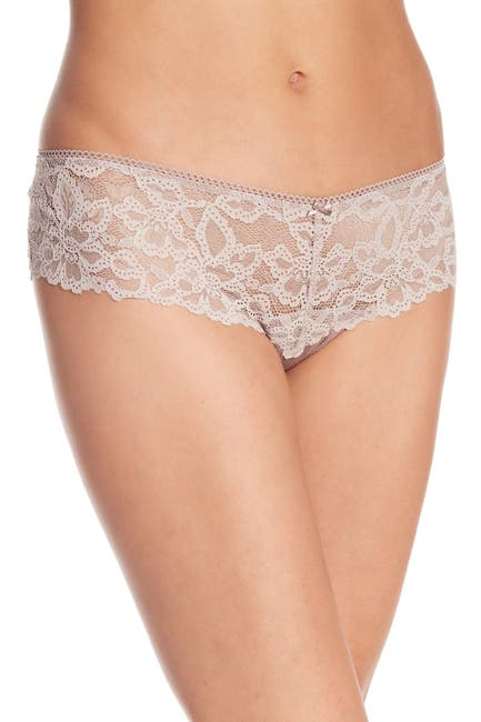 Image of b.tempt'd by Wacoal Charming Lace Tanga