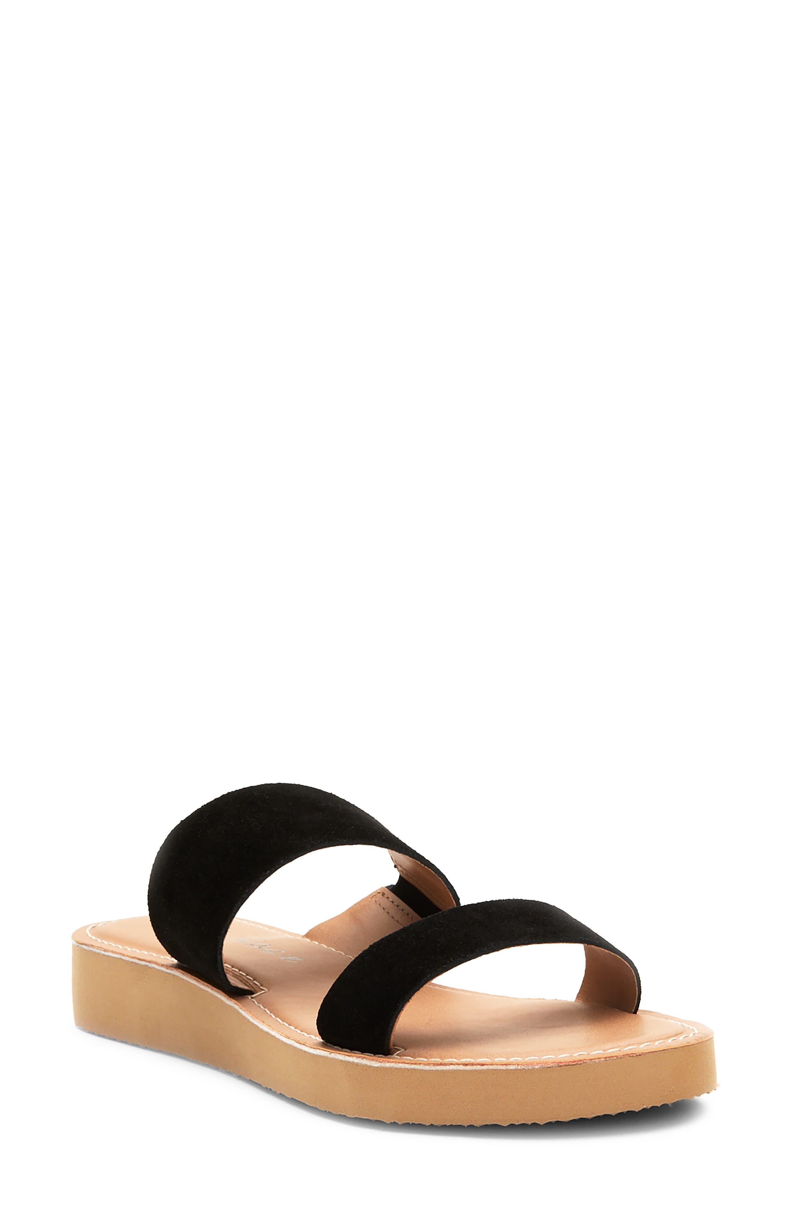Tees Slide Sandal