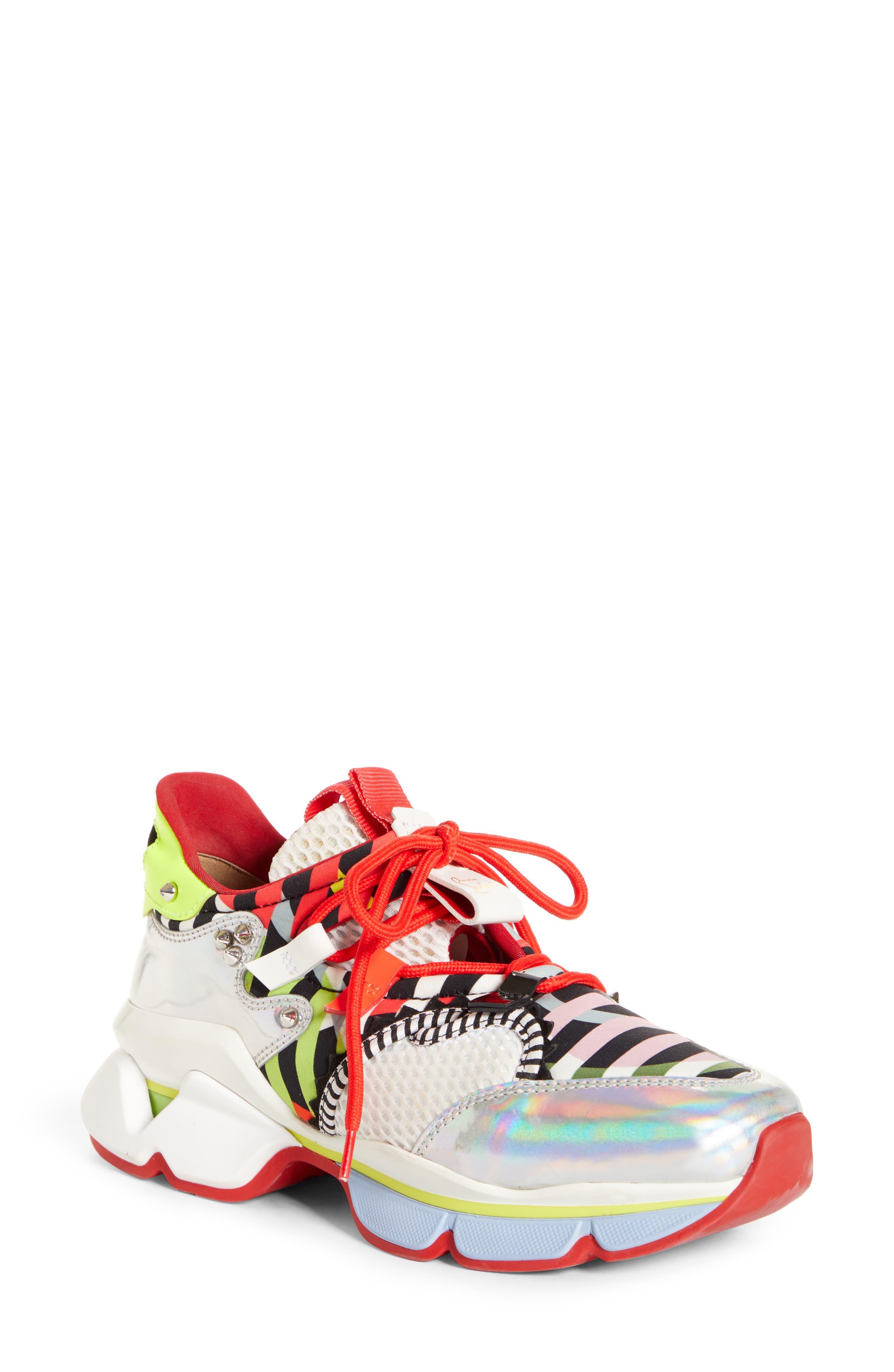 0bb7f0425cf christian louboutin sport sneakers for women - Buy best women's ...