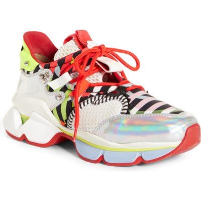 Christian Louboutin Red Runner Sneaker