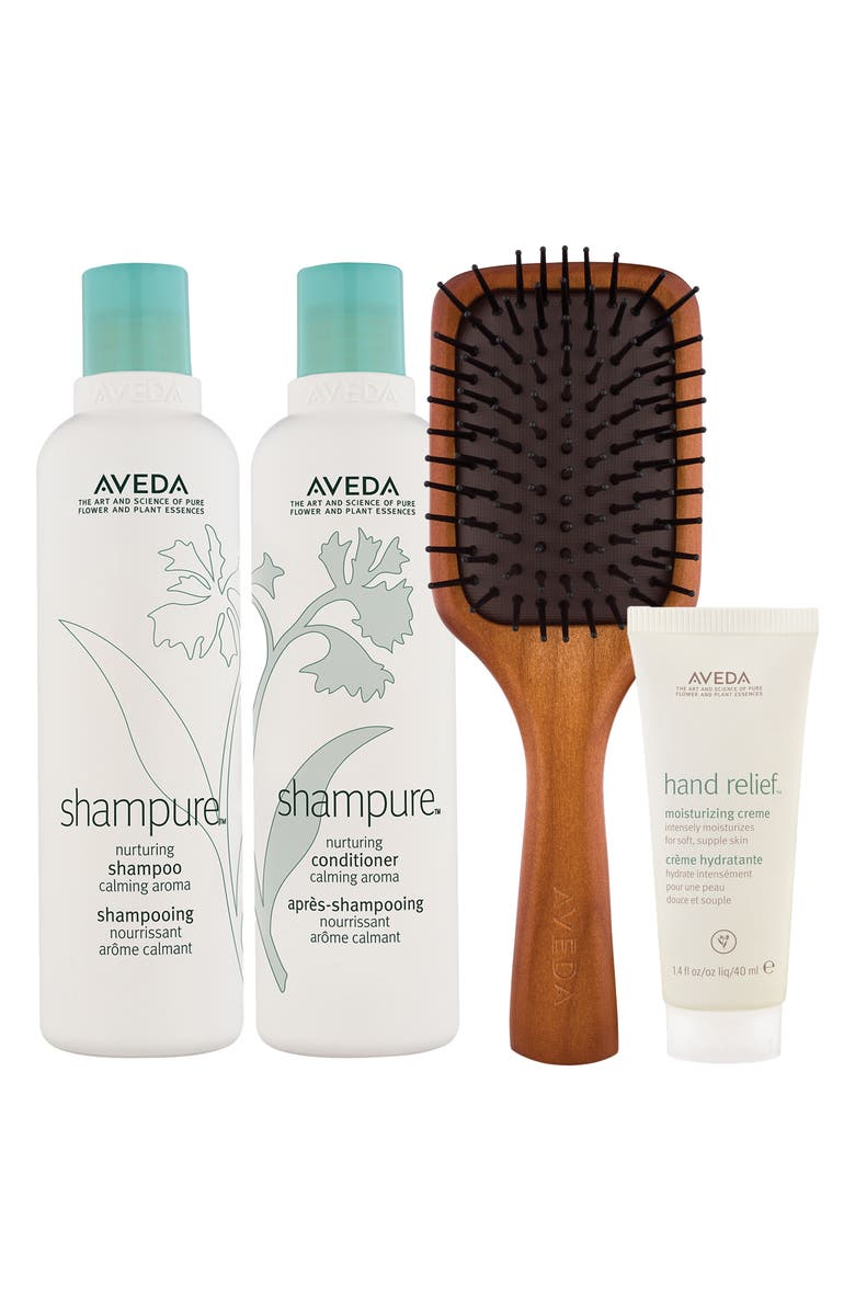 AVEDA shampure<sup>™</sup> Nurturing Shampoo & Conditioner Set, Main, color, 000